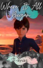 Where It All Began [Merlin X FEM! Reader] by _storyies