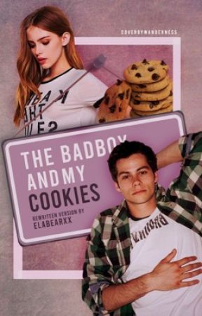 The Bad Boy and My Cookie by ElaBearXx