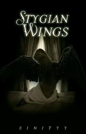 Stygian Wings by Sinityy