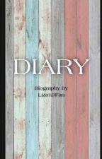 Diary - დღიური  by Liza1Dfan