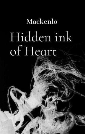 Hidden ink of Heart by Mackenlo