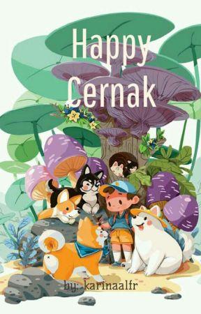 Happy Cernak by Karinaalfr