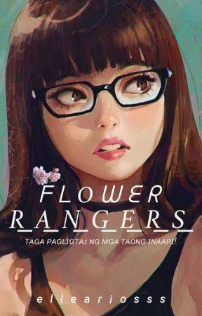 Flower Rangers  by elleariosss