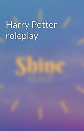Harry Potter roleplay by Thunderfrost_Amactus