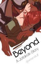 Beyond (Jotaro x Kakyoin) by xmenstuff
