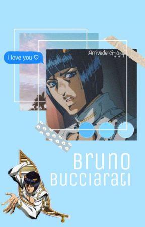 Bruno Bucciarati x Reader by bestboinaranciaaa