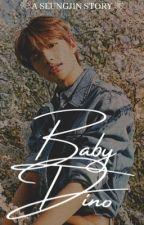 Baby Dino | Seungjin by nyaberryuwu