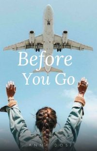 💕✈️before you go✈️💕 cover