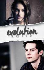 Evolution//stiles stilinski☾ by marveIstilinski