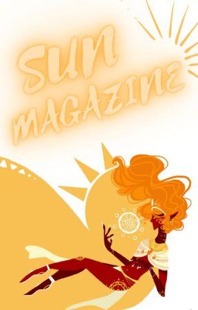 Sun-kissed Magazine by TheStarSignSociety