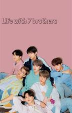 Life with 7 brothers  (spanking fanfic) by hikari_bts7