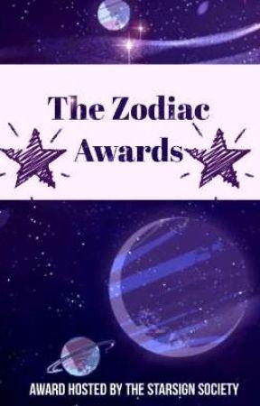 The Zodiac Awards by TheStarSignSociety