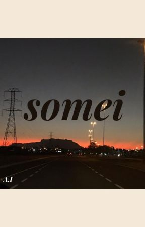SOMEI by damned_thirteen