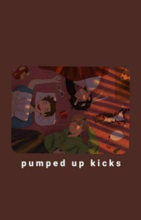 pumped up kicks - vmin ❀ by akaashiwastaken