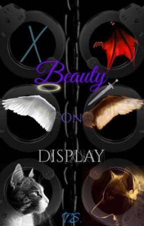 "Beauty on Display | Grumbo + PolyHermits | Fanfics ""On Display"" Book 1 by TsushwamiStarz"