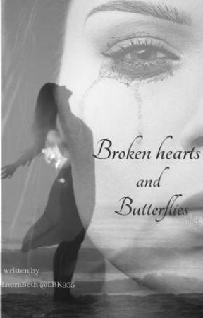 Broken Hearts And Butterflies by LBK955