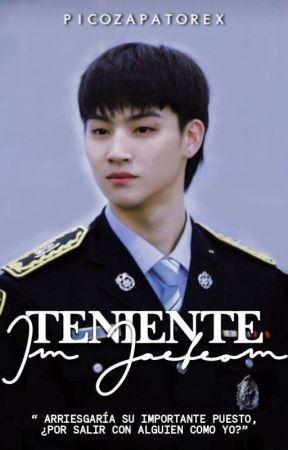 Teniente Im Jaebeom ; 𝖩𝖩𝖯 by PicozapatoRex