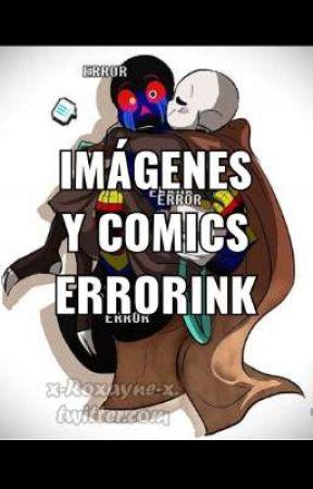 imágenes y comics errorink by anasauce101