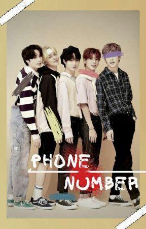 Phone Number • TXT by SugaLessThaiTae
