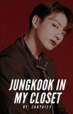 Jungkook in my closet by Zaaya123