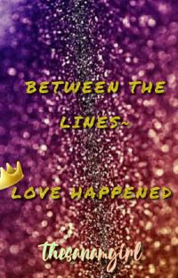 Between the Lines~ Love Happened  cover