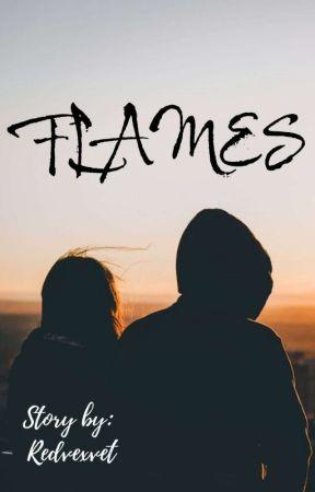 FLAMES by Reddvexvet
