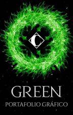 Green | Portafolio Gráfico by lobuna_12