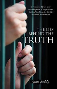 LIES BEHIND THE TRUTH  cover