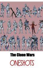 The Clone Wars OneShots by Rexsoka501