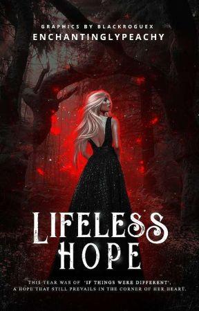 Lifeless Hope   #Blackartscontest by Enchantinglypeachy