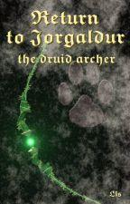 Return to Jorgaldur Volume II: the druid archer by lls_sll