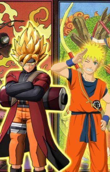 Dragon Ball Z vs Naruto!