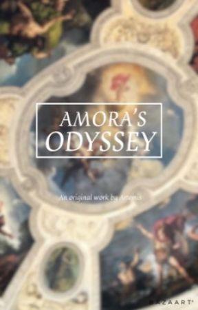 Amora's Odyssey by sapphicartemiss