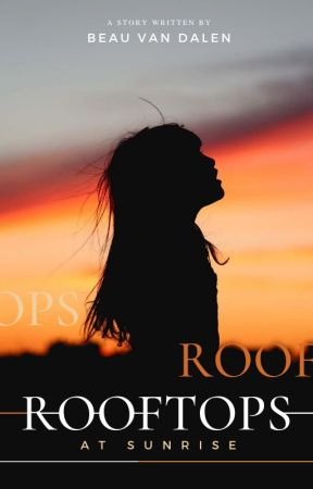 Rooftops At Sunrise by BeauVanDalen