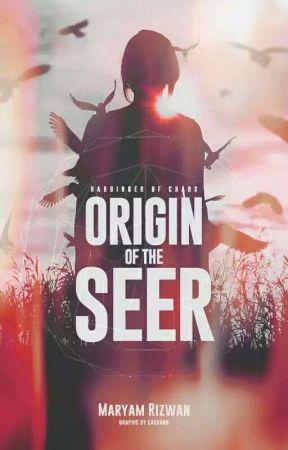 Harbinger Of Chaos : Origin Of The Seer by EmsRising