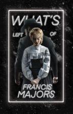 WHAT'S LEFT OF FRANCIS MAJORS ↱ ʳᵉᵈ ᵈᵉᵃᵈ ʳᵉᵈᵉᵐᵖᵗᶦᵒⁿ ² by marblefloor