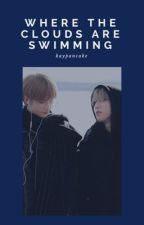 where the clouds are swimming (hyunsung • skz) by kaypancake