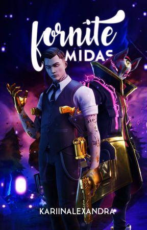 Fortnite - Midas y tu by KariinAlexandra