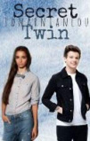 Secret twin 1D - Book 1 by 1dnarnianlou