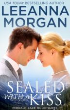 Sealed with a Kiss: A Small Town Christmas Romance by LeeannaMorgan