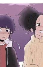 MomoJirou Oneshots  [Fluff, Angst and Smut] by WwolfJ_TheG4y1