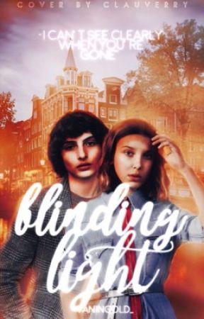 Blinding Light | Fillie by vaningold_