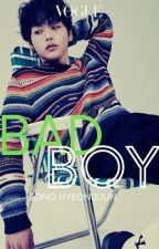 Bad Boy ( Hyeongjun X Reader ff ) [COMPLETED] by Cravity_Blackout