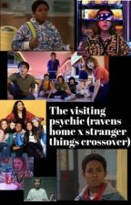 The visiting psychic (ravens home x stranger things crossover) by Lizzy1180