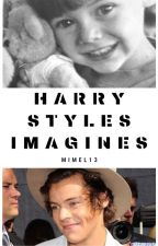 Harry Styles Imagines by Mimel13