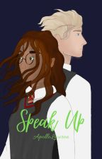Speak Up  - Female Deaf Harry Potter AU by ApolloLaurea