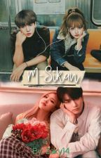 M-SIKAN - CHAELISA X MALE READER  by ZAKY14