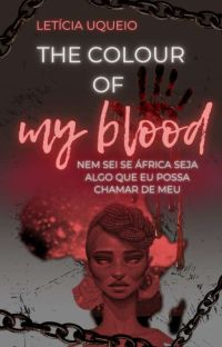 The color of my blood cover