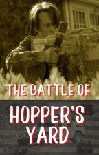 The Battle of Hopper's Yard by TedGresham2