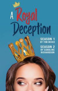 A Royal Deception cover